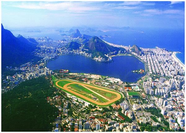 Lagoa Rodrigo De Freitas Lagoon Rio De Janeiro Travel