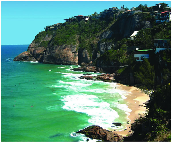 Joatinga Beach in Rio De Janeiro Travel