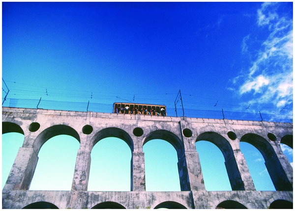 Historical Monuments from a Rio De Janeiro Guide